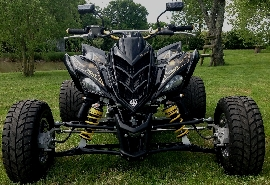 Quad occasion : YAMAHA YFM 700 R Raptor Gold edition