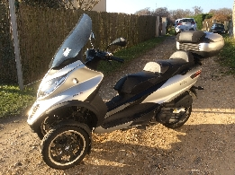 Scooter occasion : PIAGGIO MP3 500 LT Sport ABS ASR