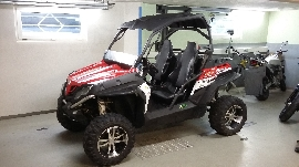 Buggy / SSV occasion : CFMOTO ZForce 800 EX