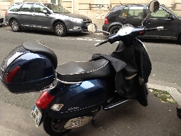 Scooter occasion : PIAGGIO Vespa 125 brillant