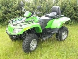 Quad occasion : ARCTIC CAT 500 trv