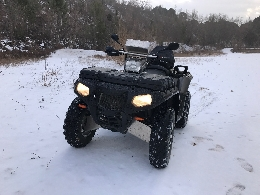 Quad occasion : POLARIS Sportsman 850 touring