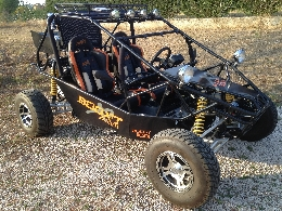 Buggy / SSV occasion : BOOXT Explorer 1100