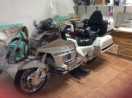 Moto occasion : HONDA GL 1500 Goldwing Se
