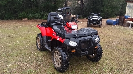 Quad occasion : POLARIS Sportsman 550 XPS
