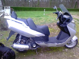 Scooter occasion : DAELIM S2 125 origine
