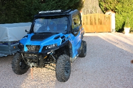 Buggy / SSV occasion : POLARIS General 1000 EPS