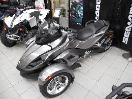 Moto occasion : CAN-AM Spyder rs sm5
