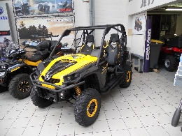 Buggy / SSV occasion : CAN-AM Commander 1000 x