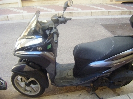 Scooter occasion : YAMAHA Tricity125