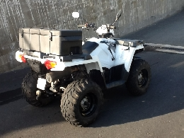 Quad occasion : POLARIS Sportsman 570 forest  EPS