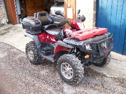 Quad occasion : POLARIS Sportsman 800 TOURING