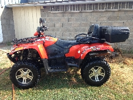 Quad occasion : ARCTIC CAT 700