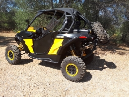 Buggy / SSV occasion : CAN-AM Maverick 1000