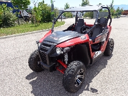 Buggy / SSV occasion : ARCTIC CAT Wildcat 1000