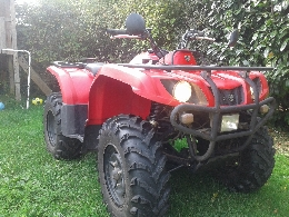 Quad occasion : YAMAHA Grizzly 350