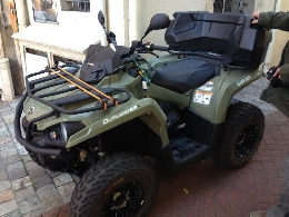 Quad occasion : CAN-AM BOMBARDIER Outlander 400 OUTLANDER L