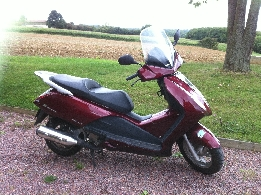 Scooter occasion : HONDA Pantheon 125