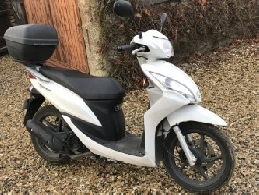 Scooter occasion : HONDA Vision 110
