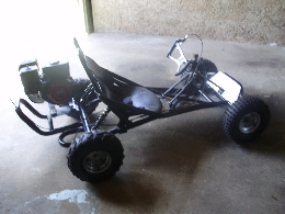 Buggy / SSV occasion : AUCUNE Buggy 50 kart cross