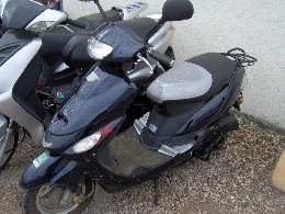 Scooter occasion : BAOTIAN BT 50