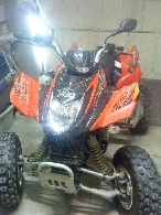Quad occasion : ARCTIC CAT DVX 300