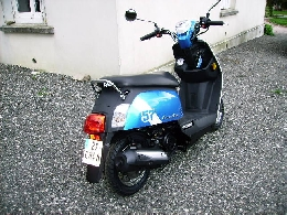 Scooter occasion : SYM Tonik 50