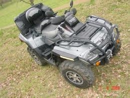 Quad occasion : CAN-AM BOMBARDIER Outlander 800 limited