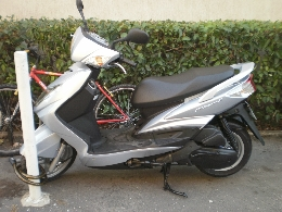 Scooter occasion : MBK Flame 125