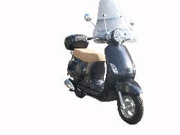 Scooter occasion : NAGSCOOTER Monté Carlo 125 lux