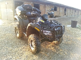 Quad occasion : ARCTIC CAT 500 4x4