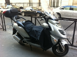 Scooter occasion : KYMCO Grand Dink 125