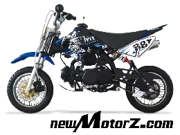 Moto occasion : NEW MOTORZ PIT 88