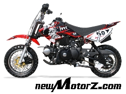 Moto occasion : NEW MOTORZ PIT 50