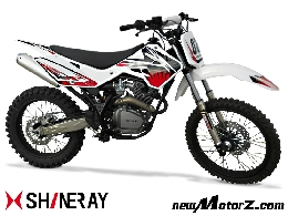 Moto occasion : SHINERAY Cross 125