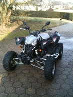 Quad occasion : POLARIS Outlaw 500 E irs
