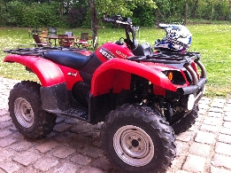 Quad occasion : YAMAHA Grizzly 660 maga