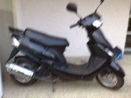 Scooter occasion : EUROCKA Jet 50