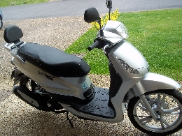Scooter occasion : PEUGEOT Tweet 125