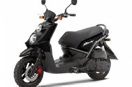Scooter occasion : YAMAHA BW's 125 Noir SMX