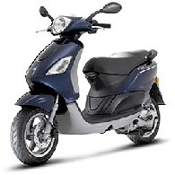 Scooter occasion : PIAGGIO Fly 50