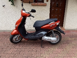 Scooter occasion : MBK Ovetto 50