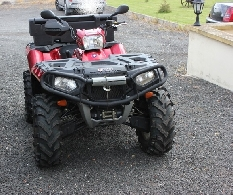 Quad occasion : POLARIS Sportsman 850