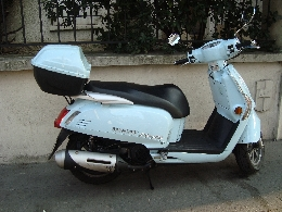 Scooter occasion : KYMCO Like 125