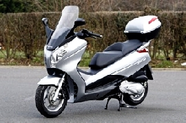Scooter occasion : HONDA S-Wing 125