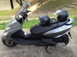 Scooter occasion : YAMAHA Majesty 125