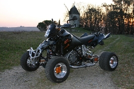 Quad occasion : E-ATV 950 SM Super Motard