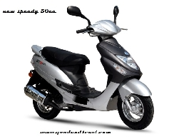 Scooter occasion : ZNEN New speedy 50