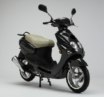 Scooter occasion : ZNEN Vino 50