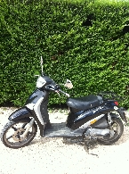 Scooter occasion : PIAGGIO Liberty 125